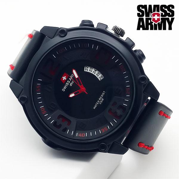 184 jam tangan pria swiss army cw27 - fossil ripcurl r
