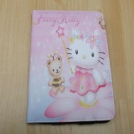 Leather Case Fairy Kitty