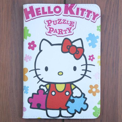Cover Tablet Hello Kitty Puzzle Party M