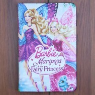 Cover Tablet Barbie Mariposa & The Fairy Princess