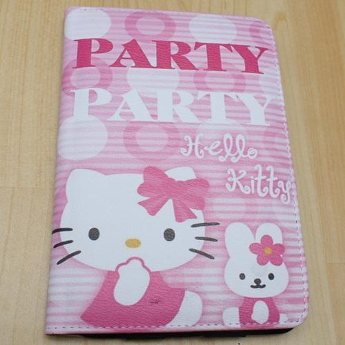 Leather Case Party Hello Kitty