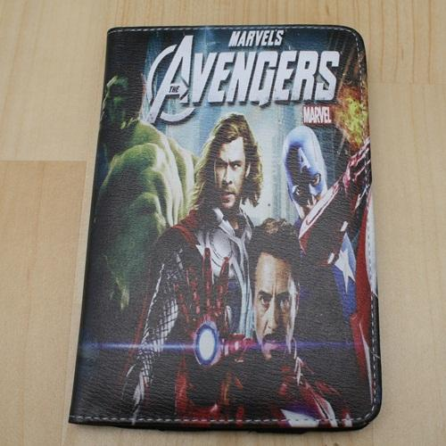 Leather Case The Avengers