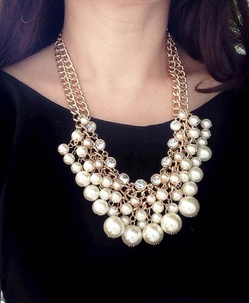 Kalung Lolly Pearl