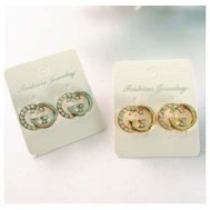Anting GG Gold/Silver