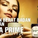 Kopi Diet Java Prime – Kemasan Box isi 12 Sachet