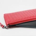 Dompet Grizzly Kayla – Merah