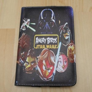 Cover Tablet Angry Birds And Star Wars