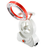 Multifungsi Kipas Angin, Lampu Penerangan & Senter ALL Rechargeable