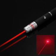 Red Beam Laser Pointer Merah Pen Bolpen Presentasi Stylus