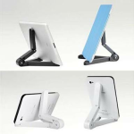 Portable Fold-Up Stand 4-11 Tablet, Bracket, Holder IP Tablet