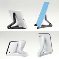 Portable Fold-Up Stand 4-11 Tablet, Bracket, Holder IP Tablet