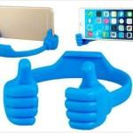 Thumb Stand Holder Handphone Smartphone Tablet